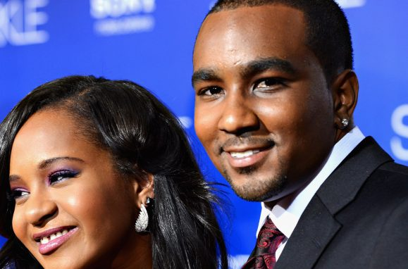 Nick Gordon shares Bobbi Kristina Brown's pictures